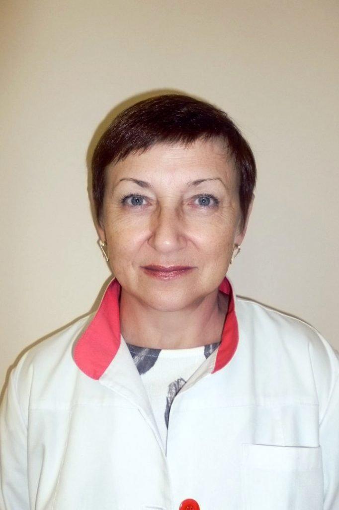 фото гастроэнтеролог Голосовская Галина Николаевна