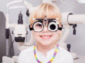 детский офтальмолог
